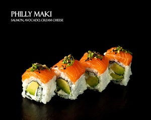 Drivu Philly Maki Roll (8 pieces)