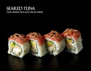Drivu Seared Tuna Roll (8 pieces)