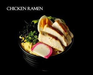 Drivu Chicken Ramen (miso)