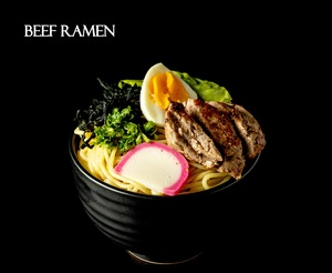Drivu Beef Ramen (tum yum)