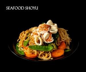 Drivu Seafood Shoyu Noodles