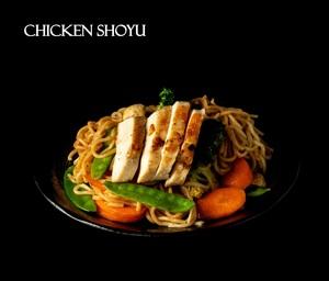 Drivu Chicken Shoyu Noodles