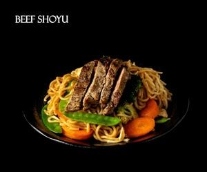 Drivu Beef Shoyu Noodles