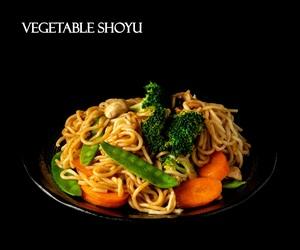 Drivu Vegetable Shoyu Noodles