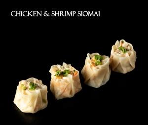 Drivu Shrimp Siomai