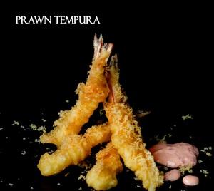 Drivu Prawn Tempura