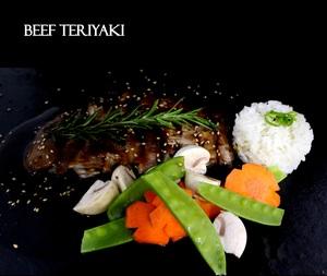 Drivu Beef Teriyaki