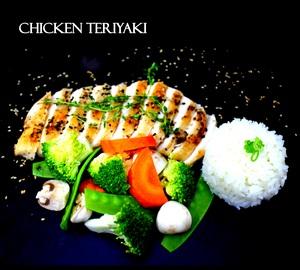 Drivu Chicken Teriyaki