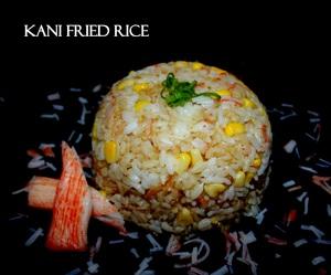 Drivu Kani Fried Rice