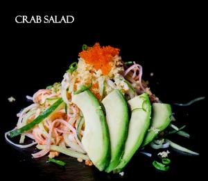 Drivu Crab Salad