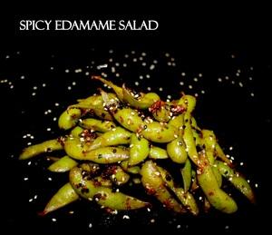 Drivu Spicy Edamame