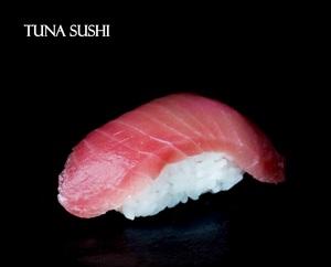Drivu Tuna Sushi (2 pieces)