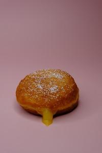 Drivu Custard Doughnut