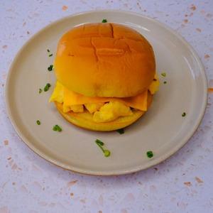 Drivu Egg & Cheese Bun