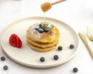 Drivu Blueberry Pancakes