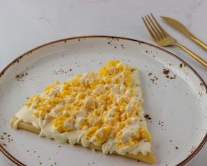 Drivu Cheese & Scrambled Egg Crepe