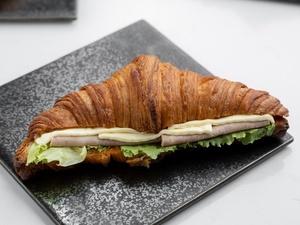 Drivu Turkey Sandwich