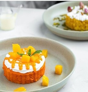 Drivu Mango Milk Cake