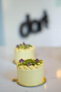 Drivu Saffron Cake