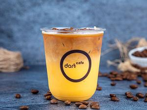 Drivu Cold Saffron Latte