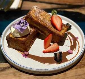 Drivu Nutella French Toast