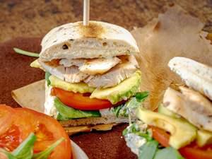Drivu Roasted Chicken Sandwich