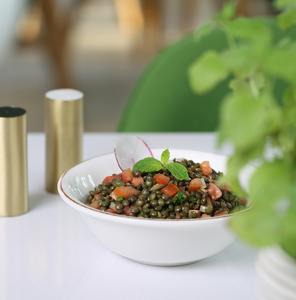 Drivu Green Lentil Salad