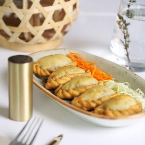 Drivu Onion Soup Sambousek
