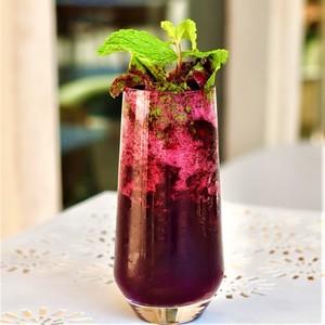 Drivu Sparkling Blueberry Lemonade