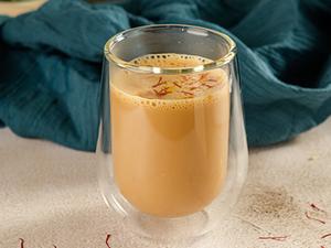 Drivu Karak Tea with Saffron