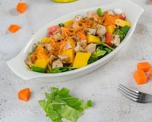 Drivu Chicken Satay Salad