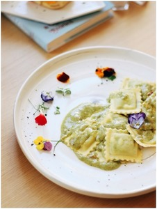 Drivu Spinach & Ricotta Ravioli