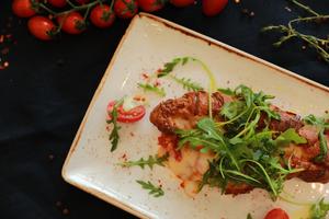 Drivu Tomato & Mozzarella Croissant