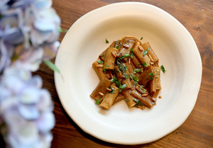 Drivu Wild Mushrooms pasta