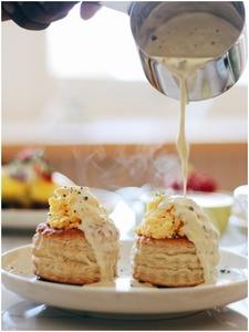 Drivu Scrambled Eggs Vol-au-Vent