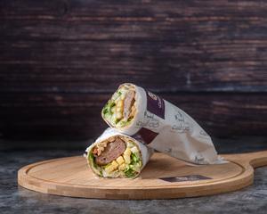 Drivu Meat Kebab Sandwich