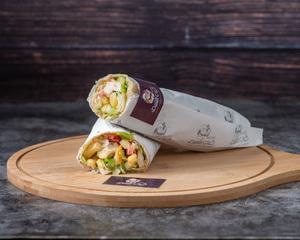Drivu Chicken Tikka Sandwich