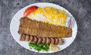 Drivu Chelo Kebab Sultani Plate