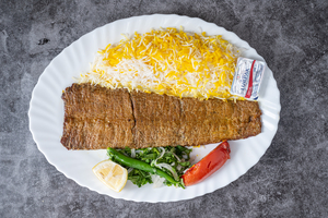 Drivu Barak Kebab Plate
