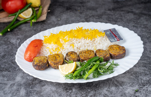 Drivu Bulgarian Kebab Plate