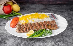 Drivu Meat Kabab Plate