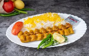 Drivu Chicken Kabab Plate