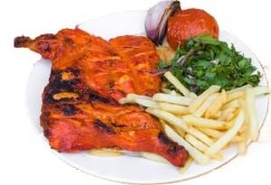 Drivu Half Grilled Chicken Plate