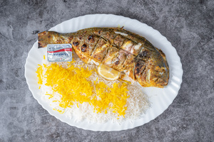Drivu Grilled Supreme Fish Plate