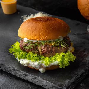 Drivu The Greek Burger