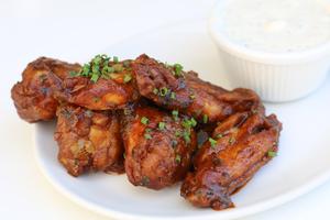 Drivu BBQ Chicken Wings