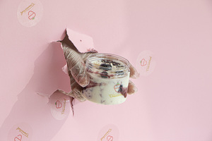 Drivu Raspberry Ice Cream