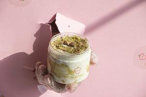 Drivu Pistachio Ice Cream