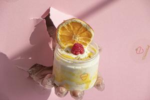 Drivu Saffron Ice Cream