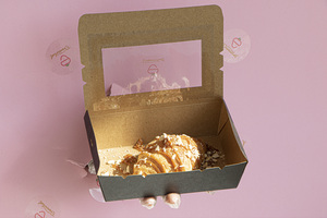 Drivu Caramel Croissant